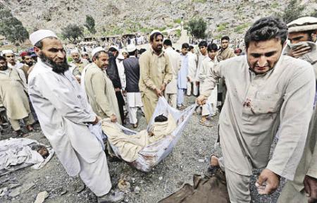 Suicida mata a 48 personas en una mezquita pakistan por - Tiempo en pakistan ...